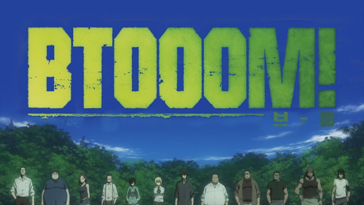 BTOOOM! 여는 노래 - No pain, No game
